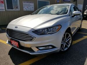 2017 Ford Fusion SE-SUNROOF-SPORT APPEARANCE PKG-BACK UP CAMERA