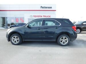 2013 Chevrolet Equinox LS low km