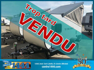 2020 Viking Express 9.0TD De Luxe * VENDU *