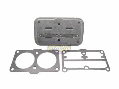 New Quincy Qts-3 Or Qts-5 Valve Plate Gaskets Head Rebuild Kit