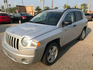 2009 Jeep Compass NO ACCIDENT - SAFETY & WARRANTY INCLUDED