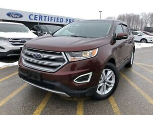 2015 Ford Edge SEL AWD|NAVIGATION|PANORAMIC ROOF|WINTER TIRES