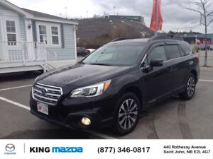 2017 Subaru Outback Limited LEATHER...NAV...HEATED SEATS & STEER