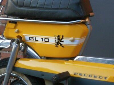 kit autocollant stickers peugeot 103 gl10 4