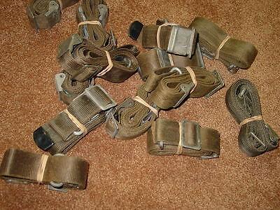 USGI nylon garand m 14 sling quick detach clip military m1 vietnam Garand