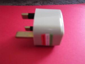 AU/US/EU Universal to UK AC Power Plug Adapter Travel 3 pin UNITED KINGDOM-USA