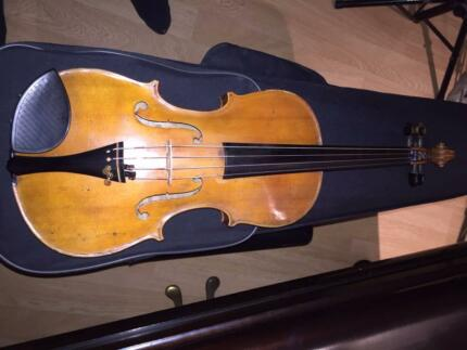 Antique Viola, full 4/4 (lady's) size,  German, Circa 1900's. Coogee Eastern Suburbs Preview