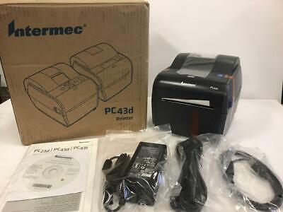 Intermec Pc43d Thermal Printer Pc43da00000201