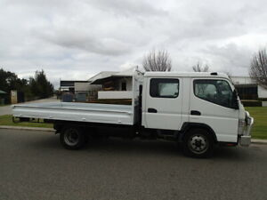 Mitsubishi Canter Dual-cab on Car Licence Welshpool Canning Area Preview