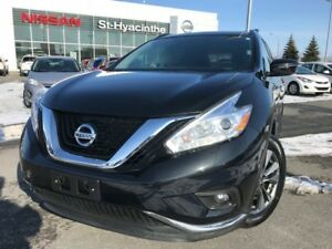 2017 Nissan Murano SV 4X4 TOIT PANORAMIQUE NAVIGATION MAGS DÉMAR