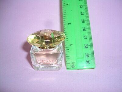VERSACE YELLOW DIAMOND EAU DE TOILETTE TRAVEL SIZE COLOGNE FOR WOMEN