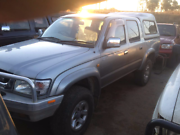 Wrecking sr5 2004 v6 4x4  hilux auto good Engine Queanbeyan Queanbeyan Area Preview