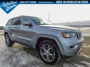 2018 Jeep Grand Cherokee Limited 4x4 | Sterling Edition | Leathe