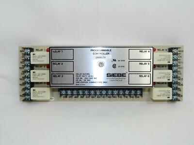 New - Siebe Programmable Controller Cp-8161-733 Mcquay 4ez9099
