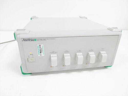 ANRITSU MF9619C OPTICAL MODULATOR EDFA