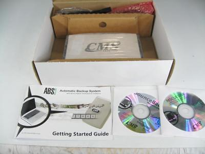 CMS Backup Drive & Software UBASE2-120.0  120gb External Hdd & Accessories