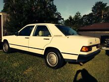 1985 Mercedes-Benz 190 Sedan Frederickton Kempsey Area Preview