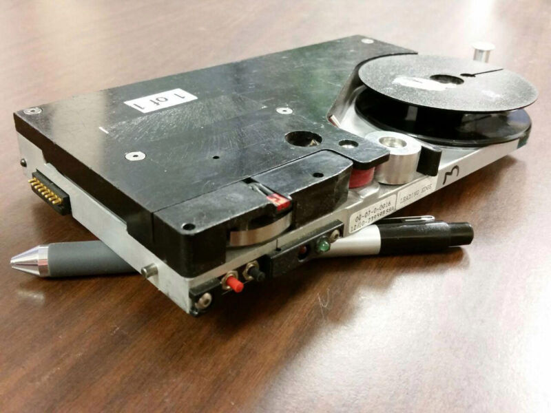 Quad 12MM IQ tape feeders