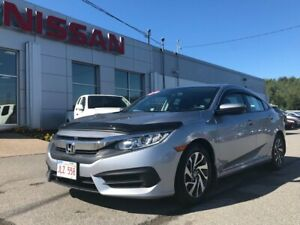 2016 Honda Civic Sedan EX, Moonroof, Heated Seats, Backup Cam!