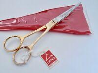 "STOFFSCHERE 6/"" DORKO SOLINGEN Premium Qualität Small Tailoring Shears 16 cm"