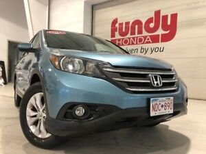 2014 Honda CR-V EX-L w/leather, heated and power seats NO ACCIDE