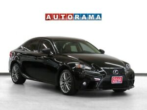 2014 Lexus IS 250 4WD Leather Sunroof Backup Cam