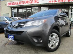 2013 Toyota RAV4 LE-BLUE-TOOTH-ONE-OWNER