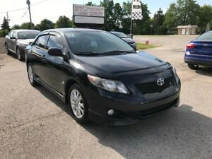 2009 Toyota Corolla S - Managers Special!!!!