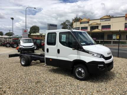 DEMO Iveco Daily 50C21 Dual Cab Petrie Pine Rivers Area Preview