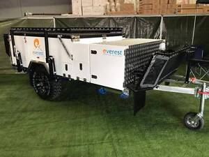 EVEREST FORWARD FOLD SLIDE OUT OFF ROAD CAMPER TRAILER Brendale Pine Rivers Area Preview