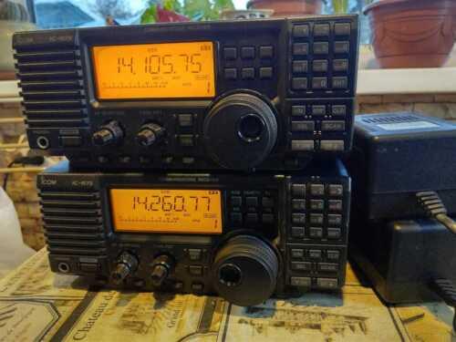 Icom IC-R75 Shortwave Amateur Radio Receiver