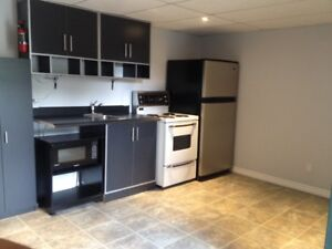 Small one bedroom/bachelor available Nov1 or Dec1