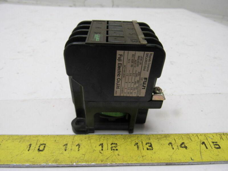 Fuji SRCa3631-0(4a) Magnetic Contactor 100/110V Coil 4 Pole