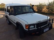 1999 Land Rover Discovery 2 TD5 Manual Geraldton Region Preview