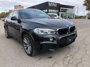 2016 BMW X6 X6MPERFORMANCE 360 CAM NAV RED LEATHER DRIVE ASSIS