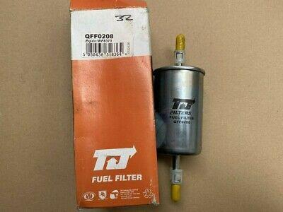 TJ Filters QFF0208 Fuel Filter fits Ford Mazda Suzuki Volvo