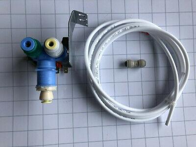 Whirlpool W10822681 Water Inlet Valve Kit PS11723179 AP5985115 1 YEAR WARRANTY