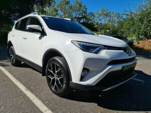 2016 Toyota RAV4 ZSA42R GXL 2WD White 7 Speed Constant Variable Wagon Stuart Park Darwin City Preview