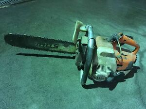 Large Stihl chainsaw Campsie Canterbury Area Preview