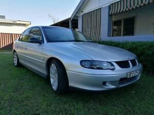 2001 Holden Commodore Sedan Doonside Blacktown Area Preview