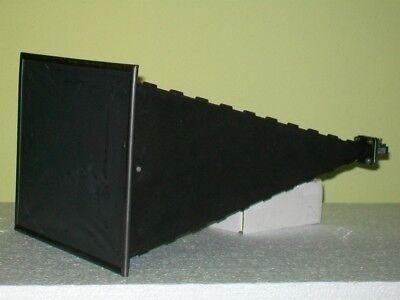 Fmi Flann Microwave Wr62 12-18 Ghz Microwave Horn Antenna Waveguide Adapter