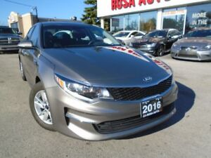 2016 Kia Optima LX GOOD FOR UBER  PL,PM,PW  LOW KM SAFETY AND E