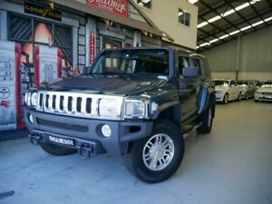 2007 Hummer H3 Green 4 Speed Automatic Wagon Rydalmere Parramatta Area Preview