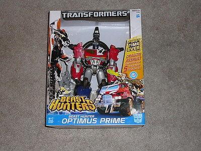 Transformers Prime Beast Hunters Ultimate Class Beast Hunter Optimus Prime