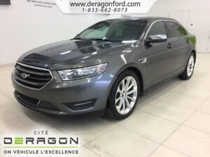 "2015 Ford Taurus LIMITED AWD V6 3.5L NAV TOIT CAMERA ROUES 20"" L"