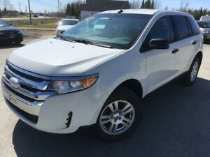 2012 Ford Edge SE FWD PNEUS D'HIVER Winter tires included