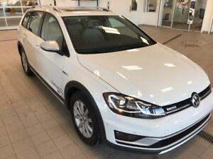 2018 Volkswagen GOLF ALLTRACK SPÉCIAL DÉMONSTRATEUR