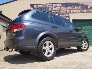 Ssangyong Kyron- TURBO DEISEL 4X4 OPTION** LOW KMS DRIVES GREAT!!