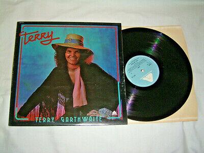 LP Terry Garthwaite Terry - 1975 UK Top Zustand # cleaned