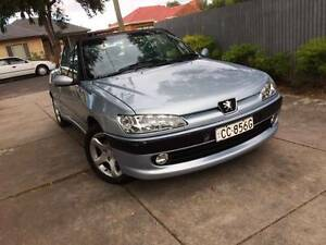 2001 Peugeot 306 Convertible Clovelly Park Marion Area Preview